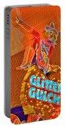 Glitter Gulch  Portable Battery Charger