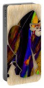 Gorilla Painting Portable Battery Charger