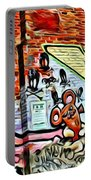 Grafitti One Portable Battery Charger