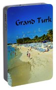 Grand Turk Portable Battery Charger