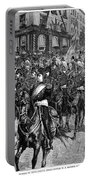 Grant Funeral, 1885 Portable Battery Charger