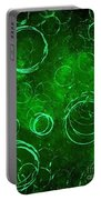 Green Bubbles Portable Battery Charger