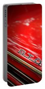 GTO Portable Battery Charger