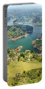 Guatape Lake Portable Battery Charger