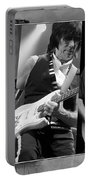Guitar Legends Jimmy Page Jeff Beck And Eric Clapton Portable Battery Charger