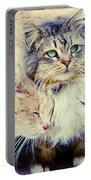 Gutter Kitties Seven Portable Battery Charger