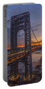 Gw Bridge Car Light Trails  Portable Battery Charger