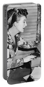 Gypsy Rose Lee Portable Battery Charger