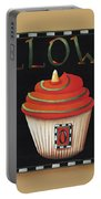 Halloween Cupcakes Portable Battery Charger