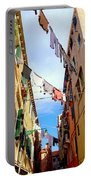Hanging In Venice Portable Battery Charger