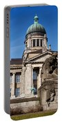 Hanseatic Supreme Court Of Hamburg Portable Battery Charger