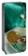 Happy St. Patricks Day Portable Battery Charger