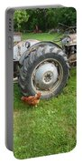 Hard Days Work Farm Tractor Portable Battery Charger