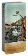 Harley Davidson Wla 1942 Portable Battery Charger