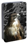 Hawk Of Prey Portable Battery Charger