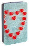 Heart Shape Portable Battery Charger