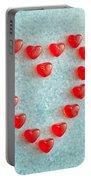 Heart Shape Portable Battery Charger