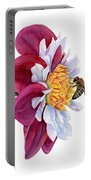 Hello My Flower Portable Battery Charger