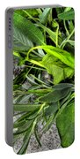 Herbs Portable Battery Charger