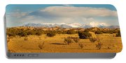 High Desert Plains Landscape Portable Battery Charger