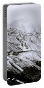 Himalayan Mountains Portable Battery Charger
