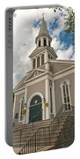 Holy Family Parish Portable Battery Charger