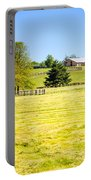 Horse Farm  Portable Battery Charger