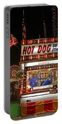 Hot Dog On A Stick Portable Battery Charger