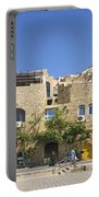 Houses In Jaffa Tel Aviv Israel Portable Battery Charger