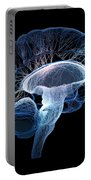 Human Brain Complexity Portable Battery Charger