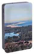 Huntington Beach View Portable Battery Charger