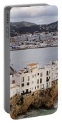 Ibiza Town Portable Battery Charger