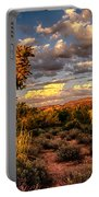 In The Golden Hour  Portable Battery Charger