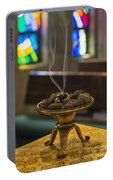 Incense Portable Battery Charger