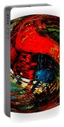 Infinity Jar Jeweled Swirl Portable Battery Charger