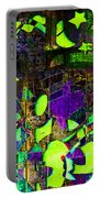 Interstate 10- Exit 259- 22nd St/ Star Pass Blvd Underpass- Rectangle Remix Portable Battery Charger
