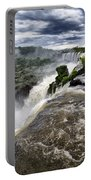 Iquassu Falls - South America Portable Battery Charger