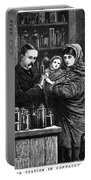 Ireland: Vaccination, 1880 Portable Battery Charger