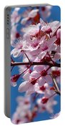 Japanese Cherry Tree Portable Battery Charger