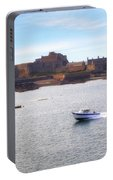 Jersey - Elizabeth Castle Portable Battery Charger