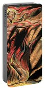 Jerusalem The Emanation Of The Giant Albion Portable Battery Charger by William Blake