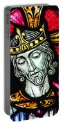 Jesus The King Portable Battery Charger