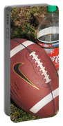 Jim Beam Coke And Football Portable Battery Charger