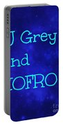 Jj Grey And Mofro Portable Battery Charger