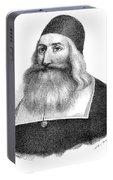 John Clark (1598-1664) Portable Battery Charger