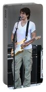 John Mayer  Taste Of Chicago Portable Battery Charger