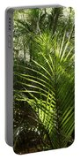 Jungle Ferns Portable Battery Charger