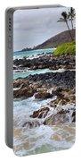 Keanae Lava Rock Portable Battery Charger