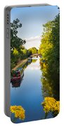 Kennet And Avon Canal Portable Battery Charger
