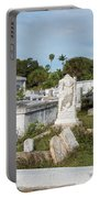 Key West Cemetery Portable Battery Charger